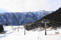 Ski area Stock photo [2906643] Skiing