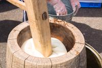 Mochi pounding Stock photo [2906698] Mochi