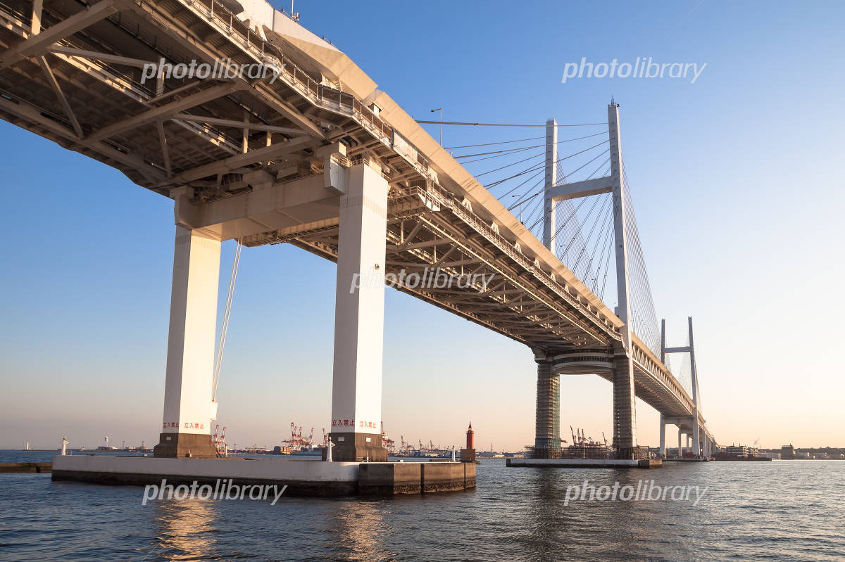 Yokohama Bay Bridge Photo