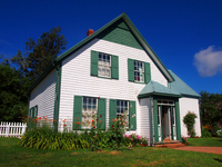 Anne of Green Gables house Stock photo [2984872] Green