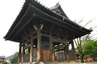 Hōkō-ji national Ankang of bell stock photo