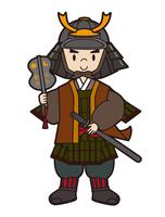 Sengoku era warlord samurai armor sword era drama Warring