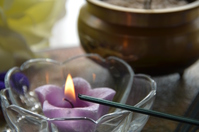 Incense and candles Stock photo [2992802] Aromatherapy