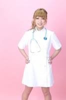 Cute nurse Hiza-jo Niodachi