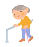 Care handrail [3075086] Zinnia