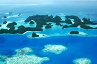 Palau, Seven tea Island Stock photo [3162399] Palau