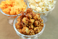 Caramel popcorn Stock photo [3165680] Caramel