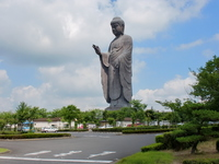 Ushiku Daibutsu Stock photo [3169318] Big