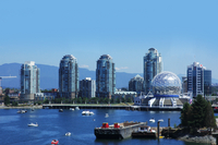 Vancouver skyline Stock photo [97266] Kanata