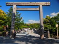 Grand Shrine of Ise Stock photo [3269219] Grand