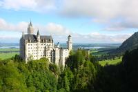 Neuschwanstein Castle in Germany Stock photo [3273346] Neuschwanstein