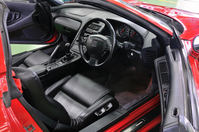 Driver's seat of a sports car Stock photo [3276063] Automotive
