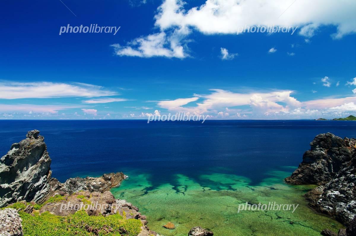 Okinawa Ishigaki island Uganzaki Photo