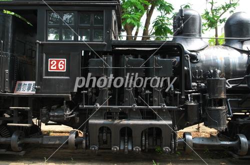 阿里山森林鉄路の蒸気機関車