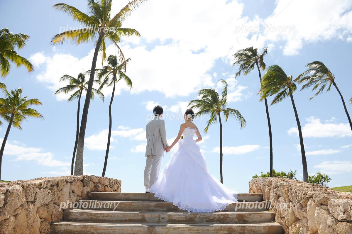 Wedding Hawaii Photo