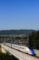 E7 Shinkansen Stock photo [3364542] Bullet