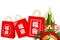 Lucky bag Kadomatsu's first sale [3365014] Lucky