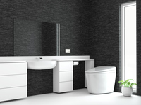 Toilet room [3365306] Toilet
