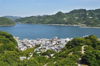 View from Shimanami Mitarai hill park with a view of history Stock photo [3369052] History