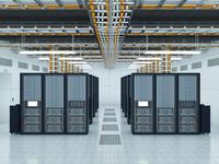 Server room [3374265] Server