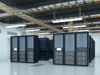 Server room [3374288] Server