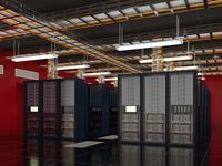 Server room [3374297] Server