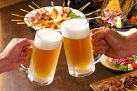Cheers with beer Stock photo [3374689] Beer