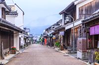 Streets of Tokushima Prefecture Udatsu Stock photo [3454816] Udatsu