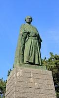 Sakamoto stand Katsurahama Ryu-ba-zo Stock photo [3454811] Kochi