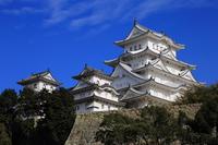Shinsei Himeji Castle Stock photo [3463302] Himeji