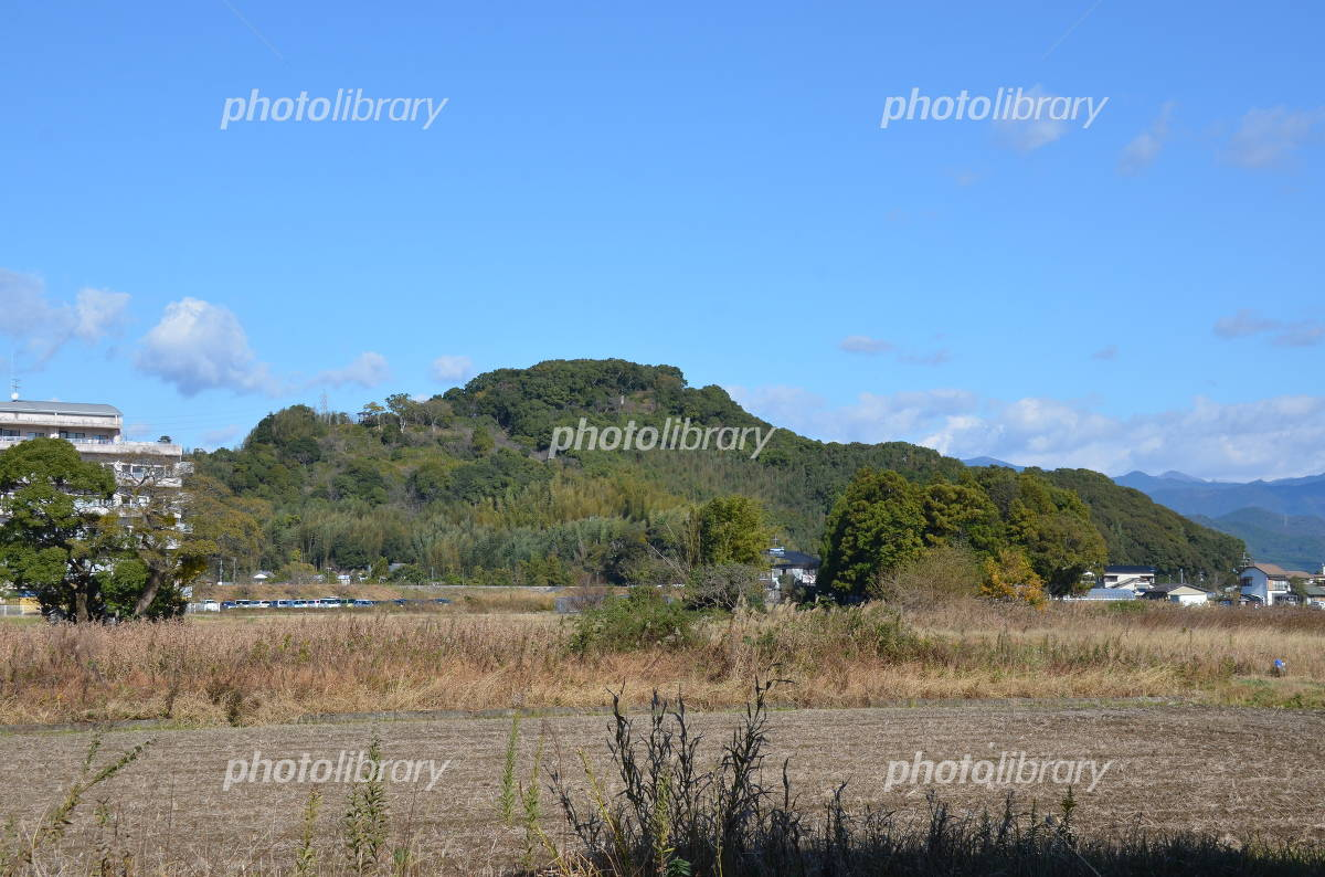 OkaYutaka Castle panorama Photo