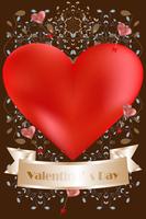 Valentine background [3552265] Valentine