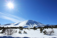 Winter of Asama Stock photo [3554489] Snow