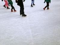 Ice skating Stock photo [3555423] Ice