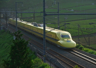 Shinkansen Doctor Yellow