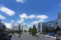 所沢駅前 Stock photo [3556890] 所沢