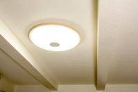 天井に取り付けたLEDのシーリングライト Stock photo [3557469] 照明