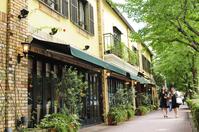 Cafe Platinum Street Stock photo [3558970] Cafe