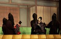 Japanese puppet show Stock photo [3560534] Japanese
