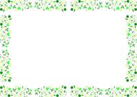 Clover frame [3561670] Clover