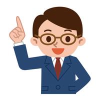 The Hirameku businessman [3563076] Man
