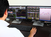 Stock market Stock photo [3563658] Trader