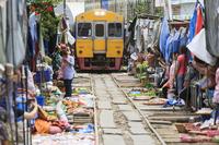 Mekuron line market Stock photo [3671899] Mekuron
