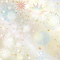 Japanese Pattern fireworks [3775719] Summer