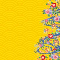 Okinawa Bingata [3776022] An