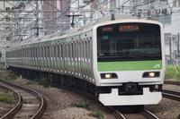 Yamanote line E231 system 500 series tow 528 organization Stock photo [3786569] Railway