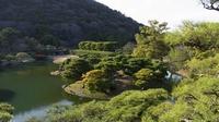 View from Ritsurin Park Fuyoho Stock photo [3788321] Ritsurin