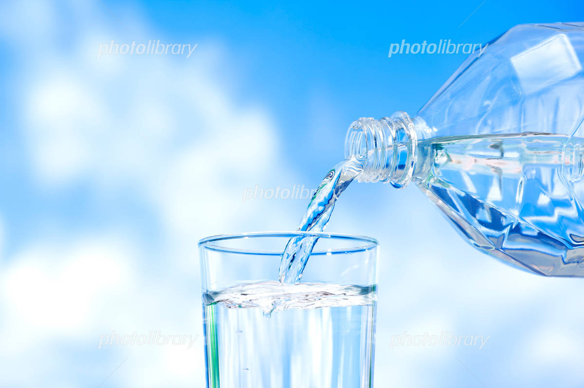 Mineral water Photo