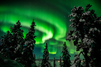 Aurora Stock photo [3886153] Sweden
