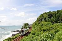 Hisatsu Orange railway Stock photo [3887475] Hisatsu